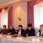 """Круглый стол"" на турбазе ""Ладога"""